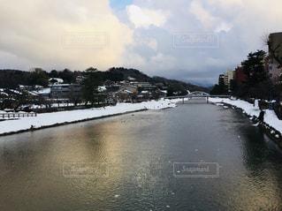 川の写真・画像素材[1009167]