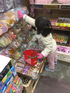 駄菓子屋の写真・画像素材[335433]