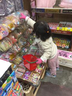 駄菓子屋の写真・画像素材[335434]