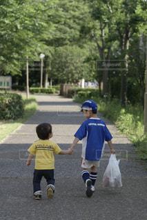 散歩の写真・画像素材[558050]