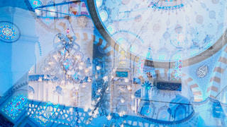 青の写真・画像素材[321721]
