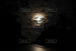 満月の日にの写真・画像素材[994280]