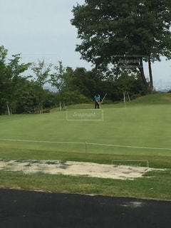 ゴルフの写真・画像素材[323167]