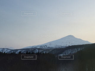鳥海山の写真・画像素材[395595]