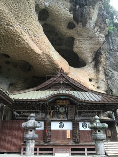 大谷石の写真・画像素材[411537]