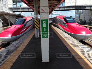 駅の写真・画像素材[425090]