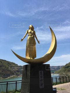 月の女神の写真・画像素材[461486]