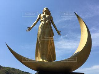月の女神の写真・画像素材[461490]