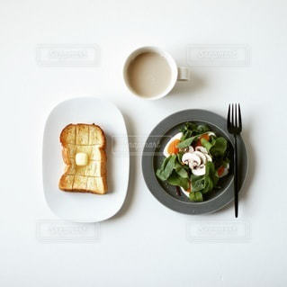 朝食の写真・画像素材[3177]