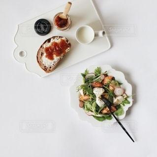 朝食の写真・画像素材[3162]