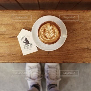 カフェの写真・画像素材[11187]