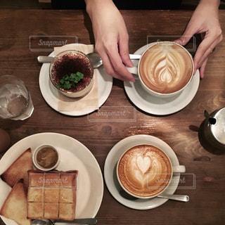 カフェの写真・画像素材[158447]