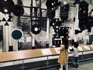 鉄道博物館の写真・画像素材[1453955]