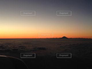 夕日の写真・画像素材[325455]