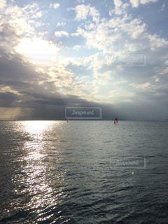 逗子の海の写真・画像素材[760908]