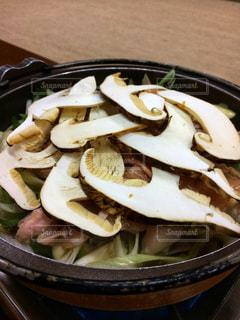 松茸鍋の写真・画像素材[869607]