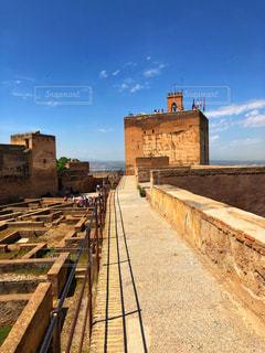 要塞アルカサバの写真・画像素材[2639486]