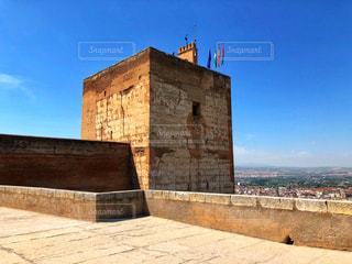 要塞アルカサバの写真・画像素材[2667464]