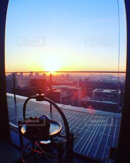 夕日の写真・画像素材[324842]