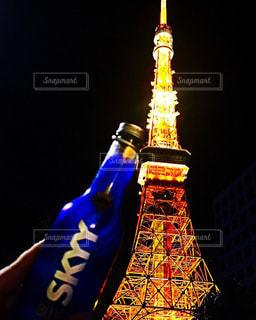 東京タワーの写真・画像素材[325447]