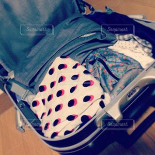 スーツケースの写真・画像素材[358775]