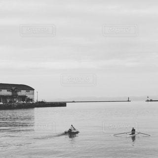 小樽港の写真・画像素材[327043]
