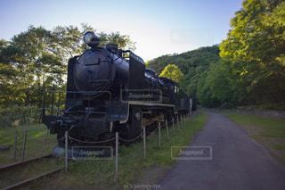 蒸気機関車の写真・画像素材[2284523]