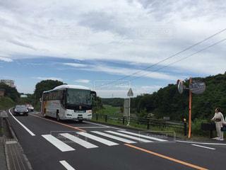 バスの写真・画像素材[338301]