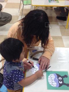 息子とママの共同作業 - No.342794