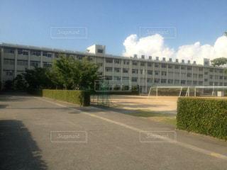 校舎の写真・画像素材[342806]