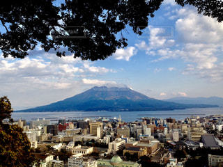 桜島の写真・画像素材[330561]