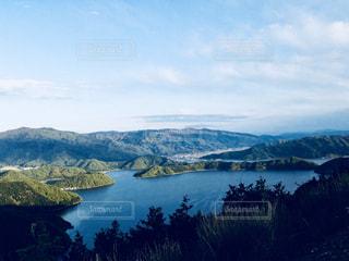 福井県 三方五湖の写真・画像素材[810078]