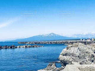 鳥海山の写真・画像素材[1254427]