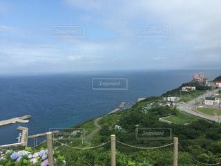 竜飛岬の写真・画像素材[1590652]