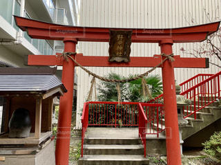 仙台 野中神社の写真・画像素材[1705738]