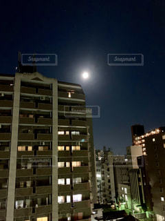 満月の写真・画像素材[1754957]