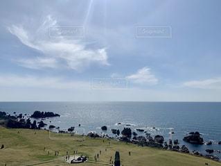 入道崎の写真・画像素材[2074961]