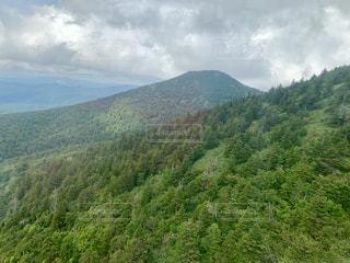八甲田山ロープウェイからの景色の写真・画像素材[2424497]