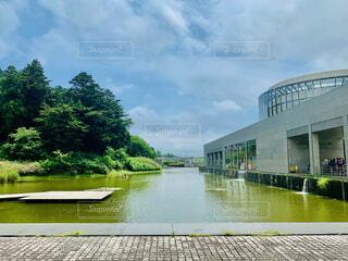 東北歴史博物館の写真・画像素材[4663733]