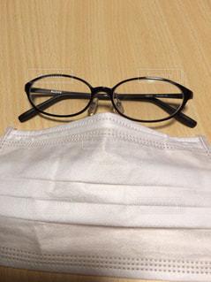 眼鏡の写真・画像素材[328626]
