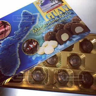 チョコレートの写真・画像素材[698820]