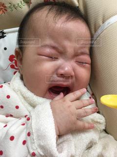 赤ちゃんの写真・画像素材[328572]