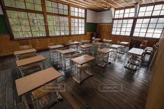 思い出の潟分校の教室の写真・画像素材[994646]