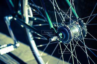 自転車の写真・画像素材[345048]
