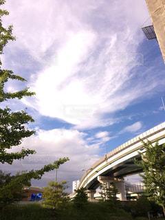 カーブする高速道路 - No.1076251
