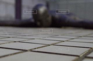 タイルの奥の写真・画像素材[1078996]
