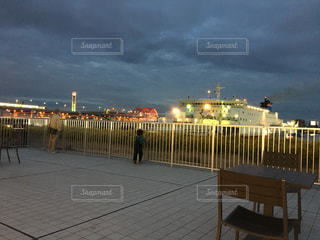 夜景の写真・画像素材[502839]