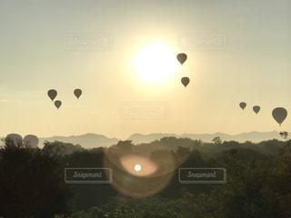 夕日の写真・画像素材[328966]