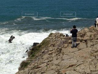 波の写真・画像素材[328988]