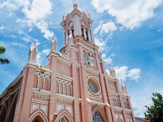 ダナン大聖堂の写真・画像素材[2885579]